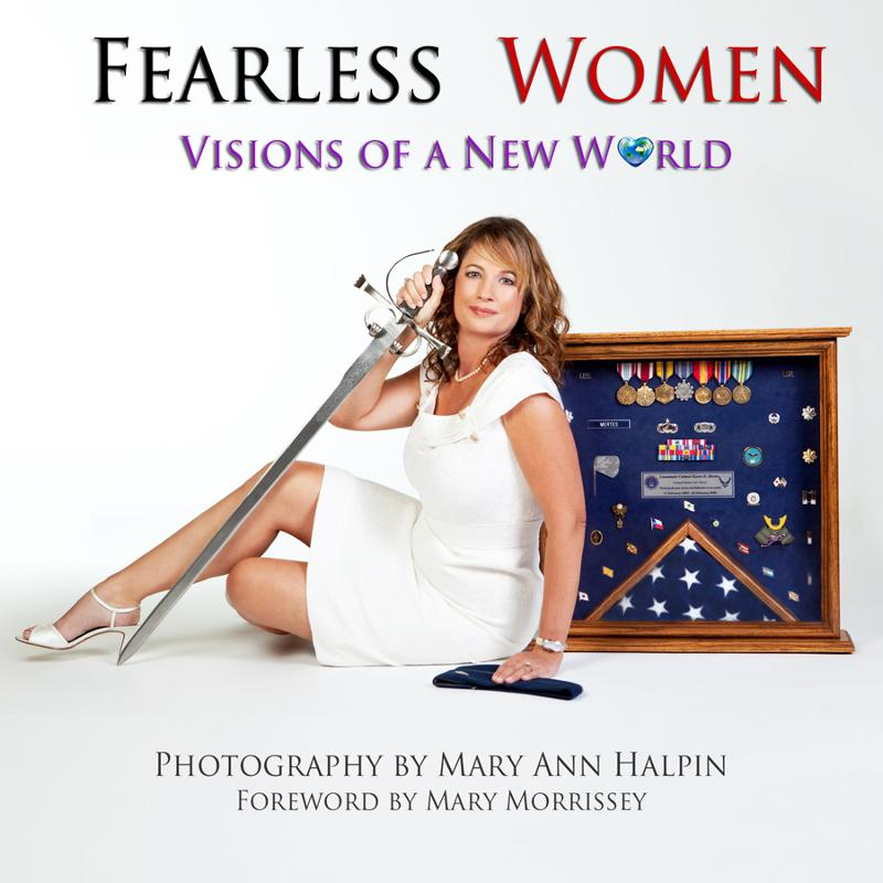 Fearless Women: Visions of a New World Cover